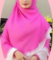 Gamis Terbaru Islami Enisa Fanta