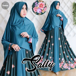 gamis sally tosca