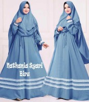gamis-islami-nathania-biru