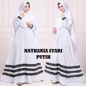gamis-islami-nathania-putih