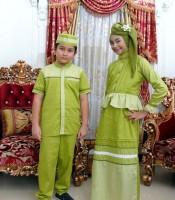 Baju Gamis dan Koko Anak